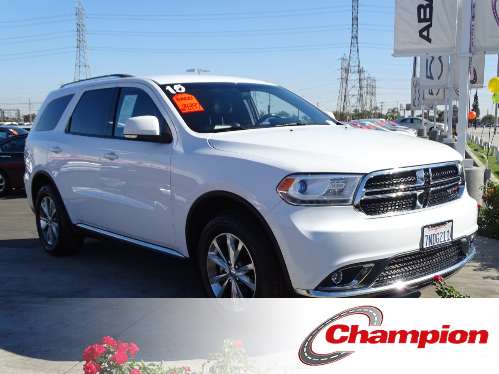 pre owned 2015 dodge durango limited sport utility in. Black Bedroom Furniture Sets. Home Design Ideas