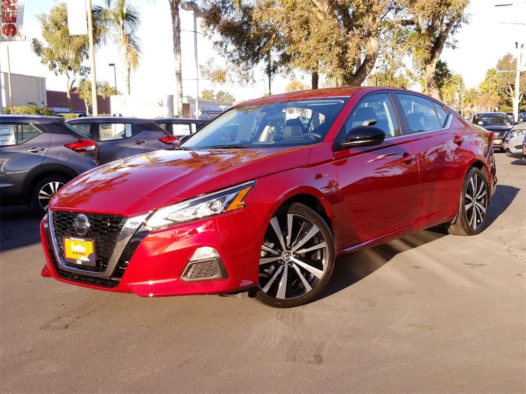 Certified Pre-Owned 2020 Nissan Altima 2.5 SR