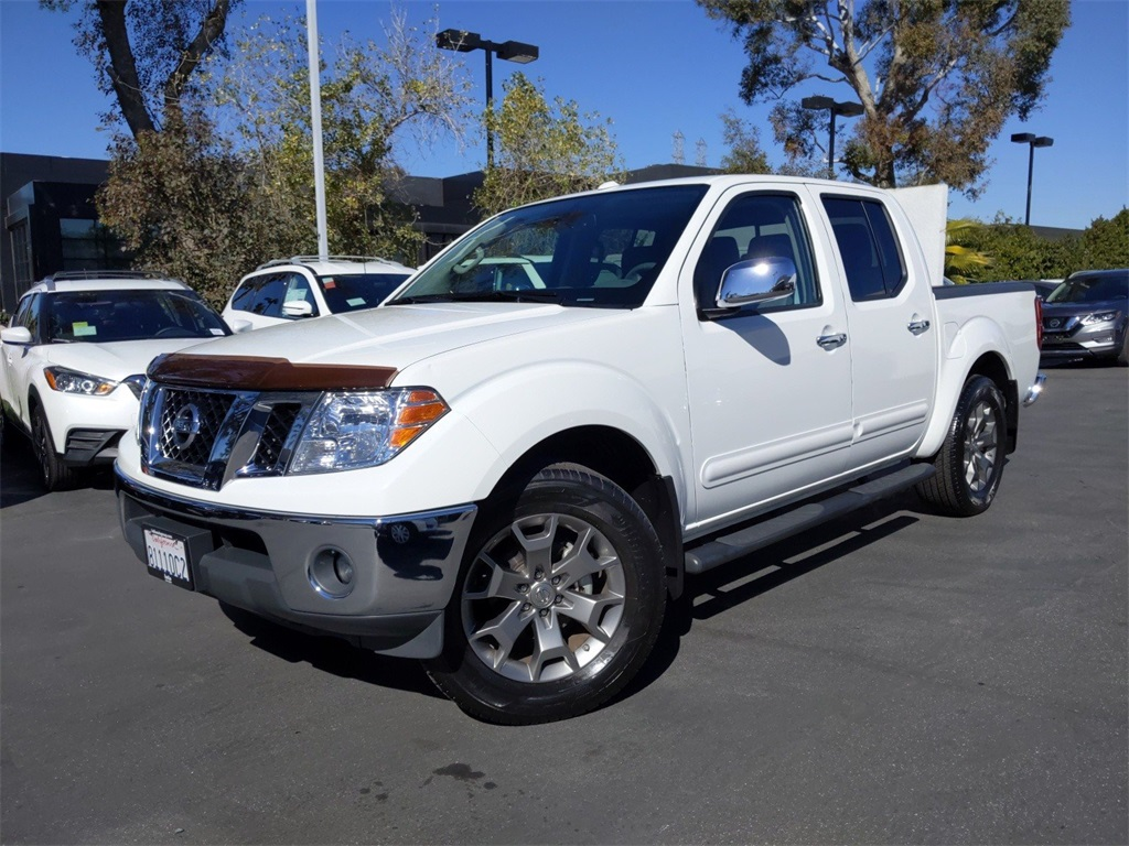 Certified Pre-Owned 2016 Nissan Frontier SL
