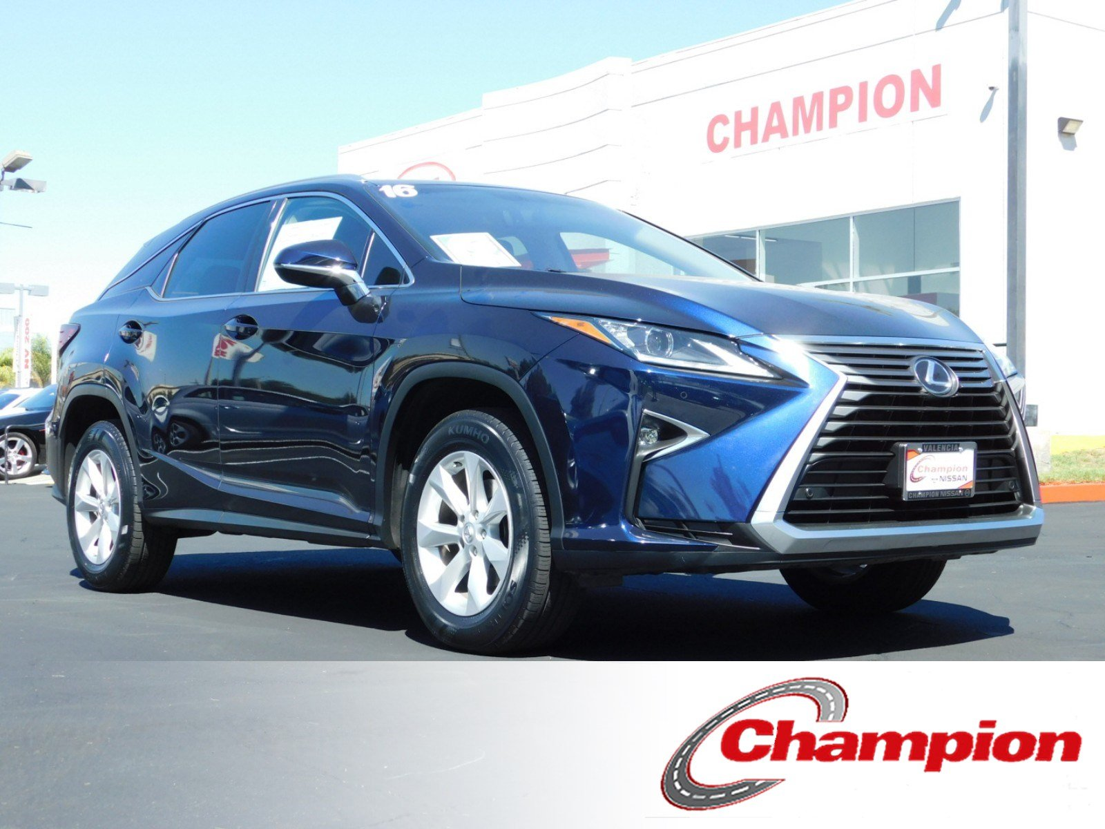 Captivating Pre Owned 2016 Lexus RX 350