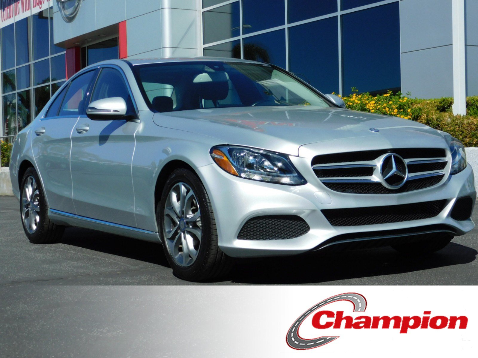 Pre Owned 2016 Mercedes Benz C Class 4dr Car in Valencia