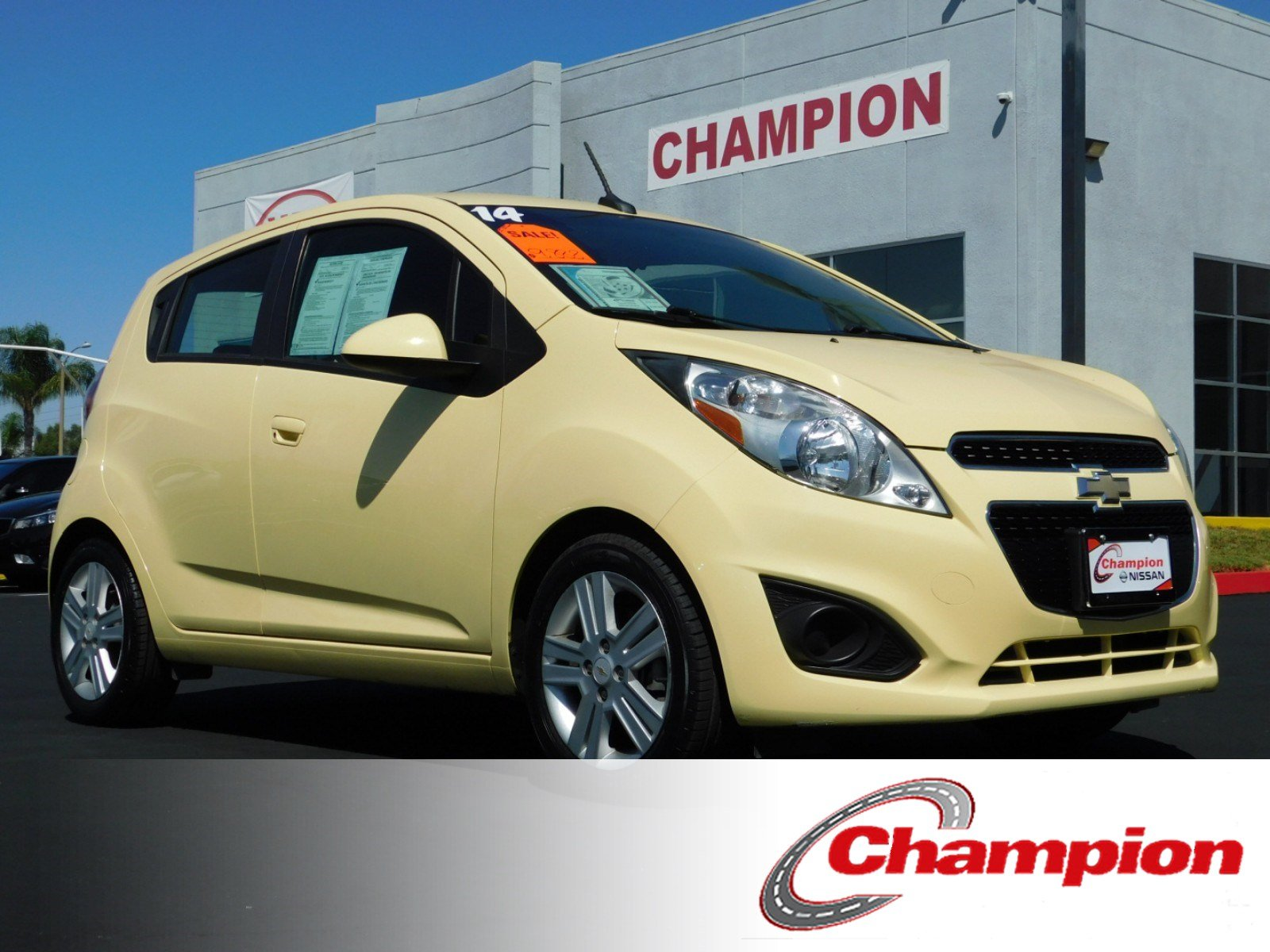 Pre Owned 2014 Chevrolet Spark LS