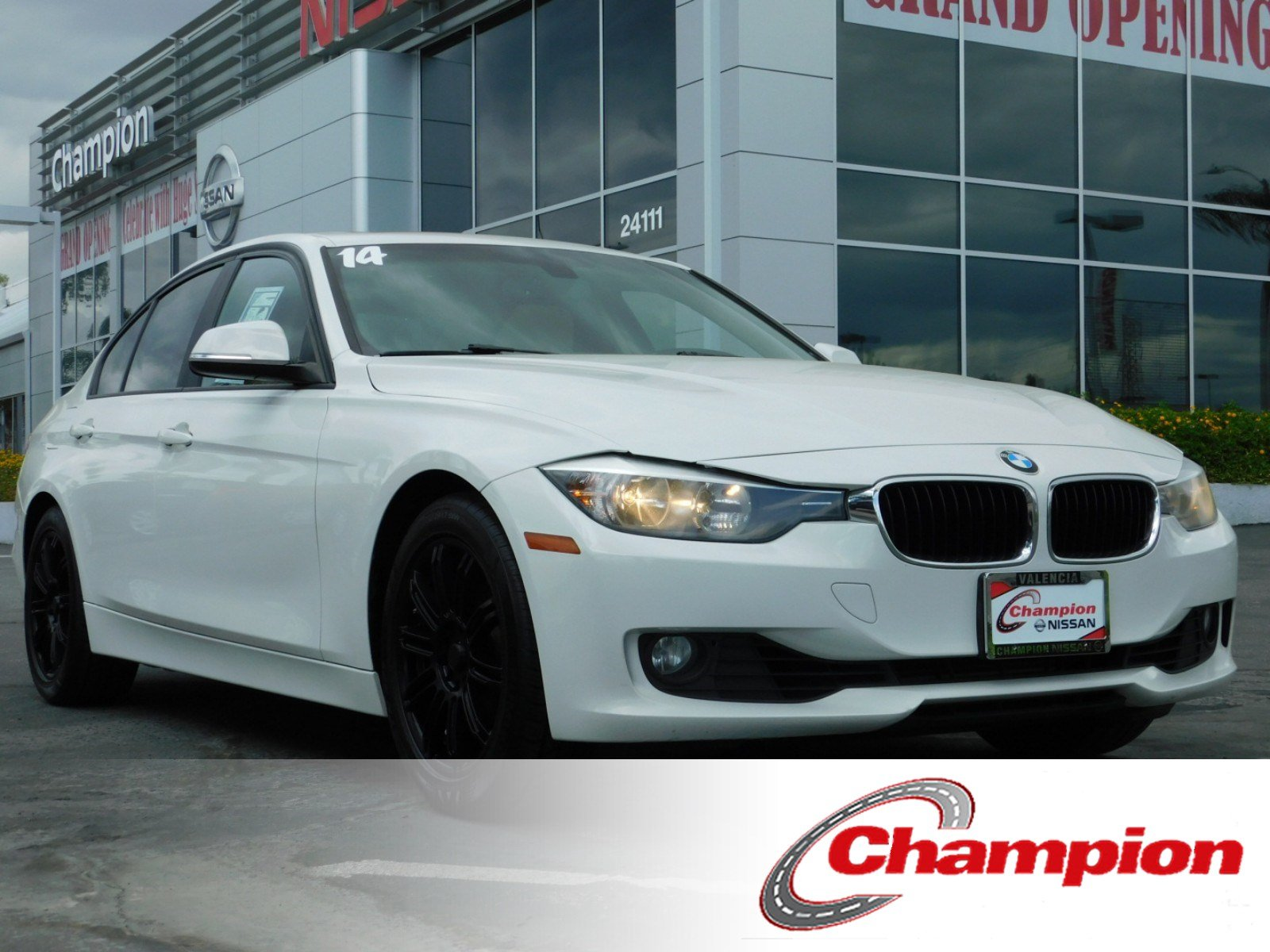 Pre Owned 2014 BMW 3 Series 328i 4dr Car in Valencia