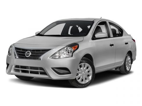 Certified Pre-Owned 2018 Nissan Versa Sedan S
